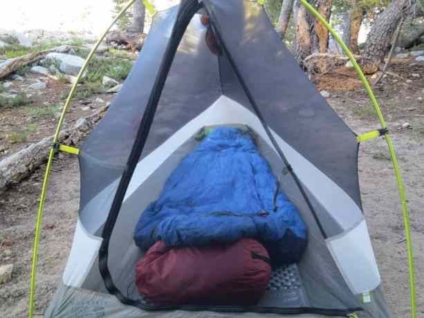 Phantom 15 Inside Tent 1