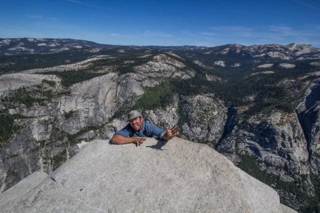 Yosemite Half Dome Driving Board Self