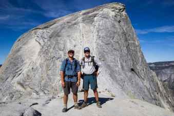 Hiking Yosemite Part III: Up The Half Dome