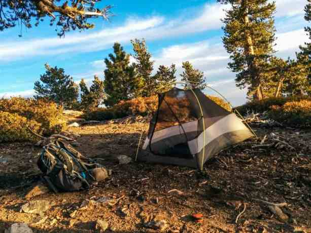 Baden-Powell Tent Pack