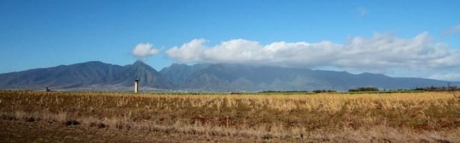 Maui Airport Panorama