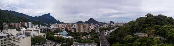 Rio de Janeiro Gavea Panorama