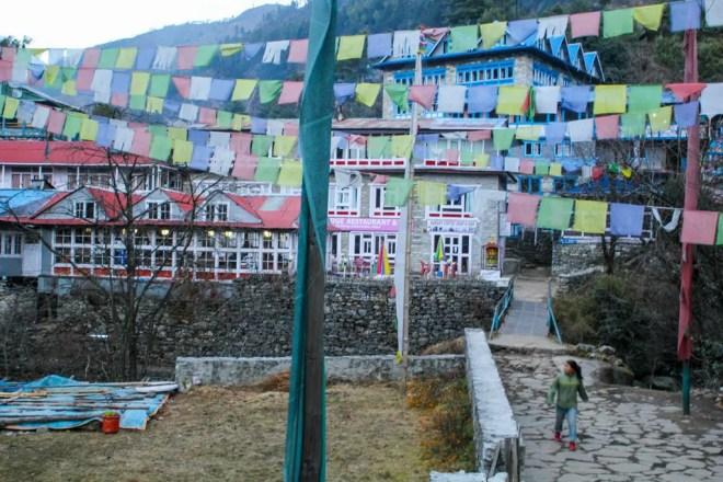 EBC Phakding Village