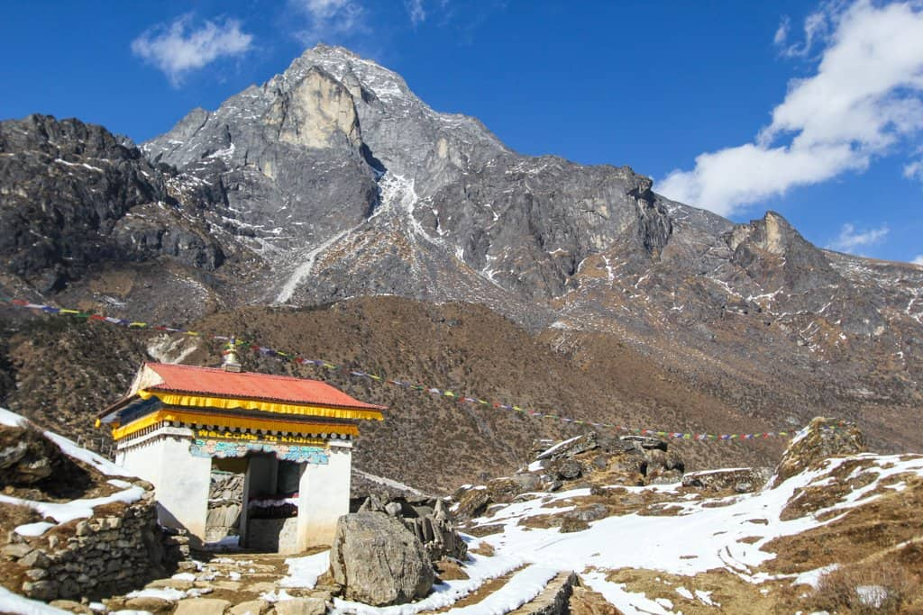 Khumjung Mountain EBC
