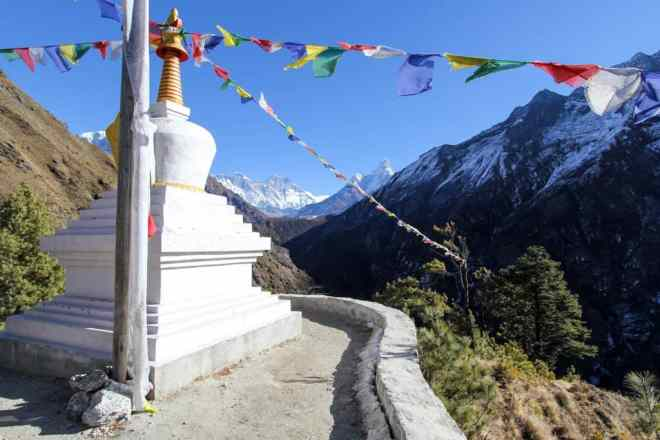 Everest Base Camp Stop Trail