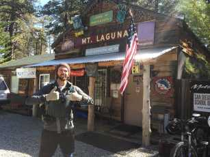"The Mount Laguna Outfitter And ""Getting Daved"""