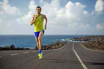 Photo 2 - Ben Running