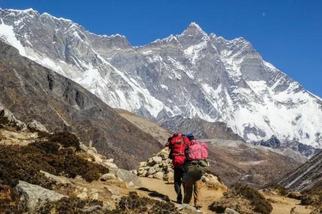 Porters Himalaya Trekking EBC