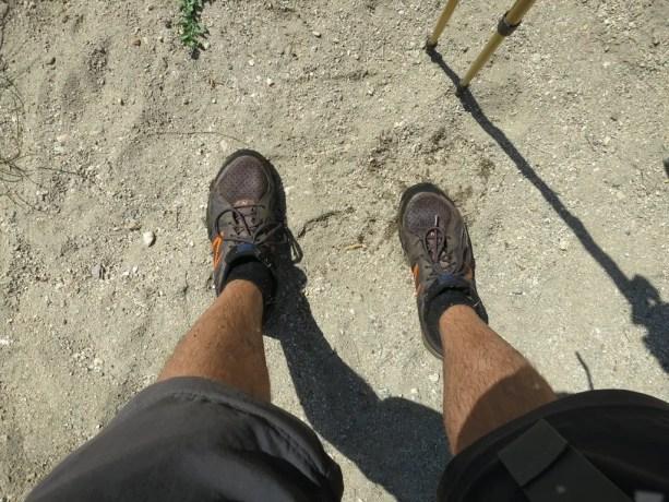 PCT Desert Wet New Balance Shoes