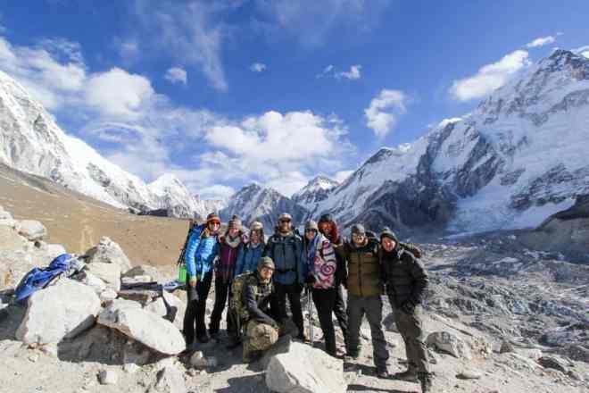 EBC Trek Himalaya Group