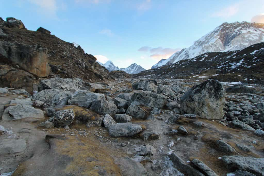 EBC Trek Himalaya Morning