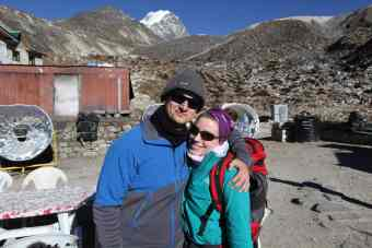 Everest Base Camp Trek Bain Sara