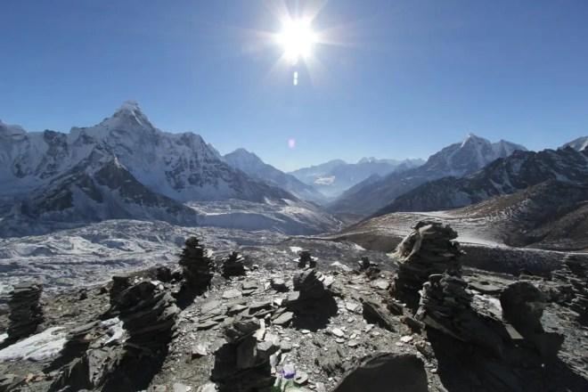 Everest Base Camp Trek Chukhung Ri Summit