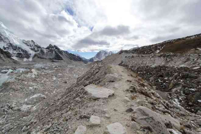 Everest Base Camp Trek EBC Trail