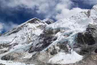 Everest Base Camp Trek Everest Peak