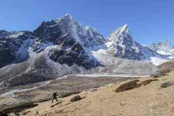 Everest Base Camp Trek Franklin Mountains
