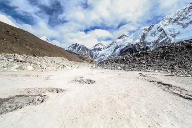 Everest Base Camp Trek Gorak Shep
