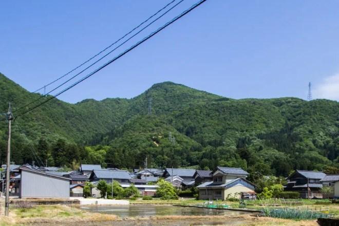 Mount Hino Summit