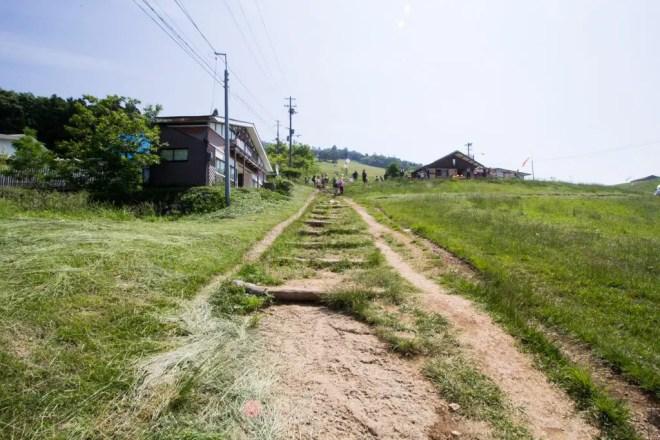 Mt Ibuki Lower Trail