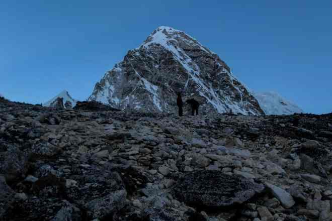 Kala Patthar Sunrise Hike