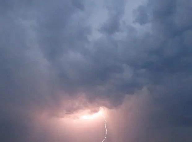 Lightning Strike Cloud