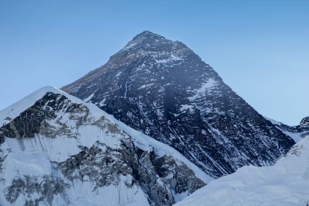 Mount Everest from Kala Patthar