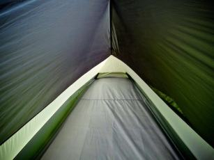 Mountain Hardwear SuperMegaUL 1 Tent Inside