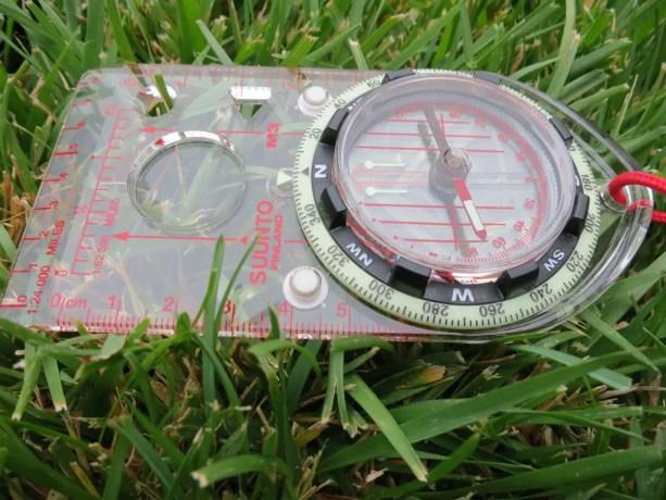 Suunto Compass Grass