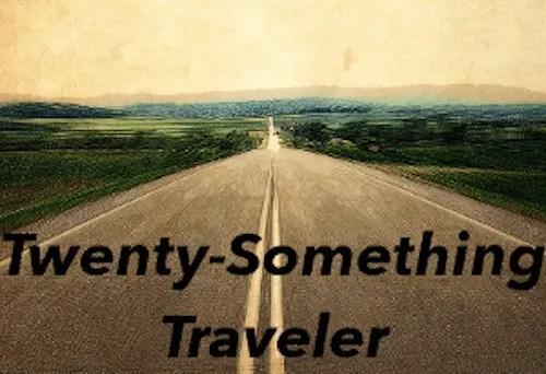 Twenty Something Traveler Image
