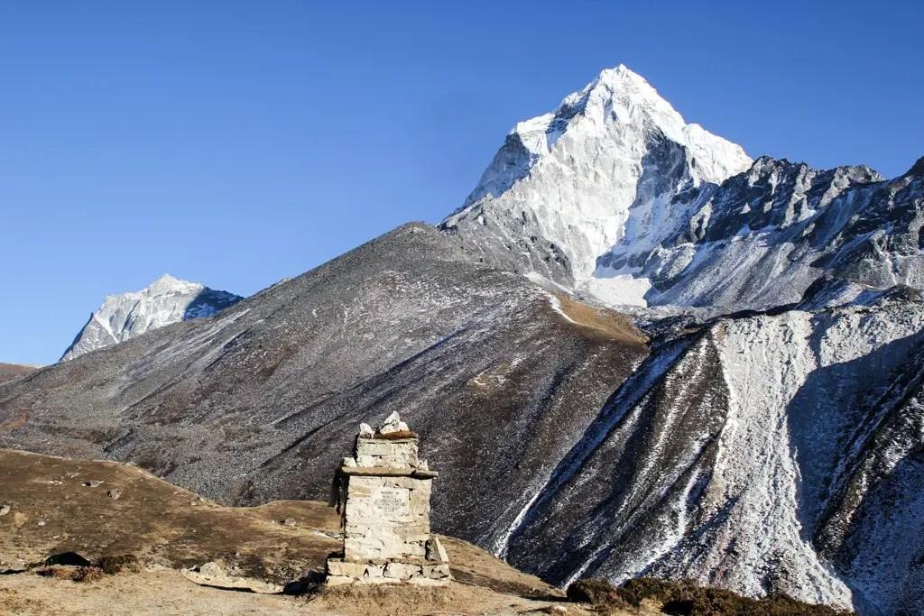 Himalaya EBC Trek Landscape