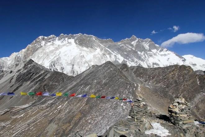 Nepal EBC Trek Chukhung Ri Summit