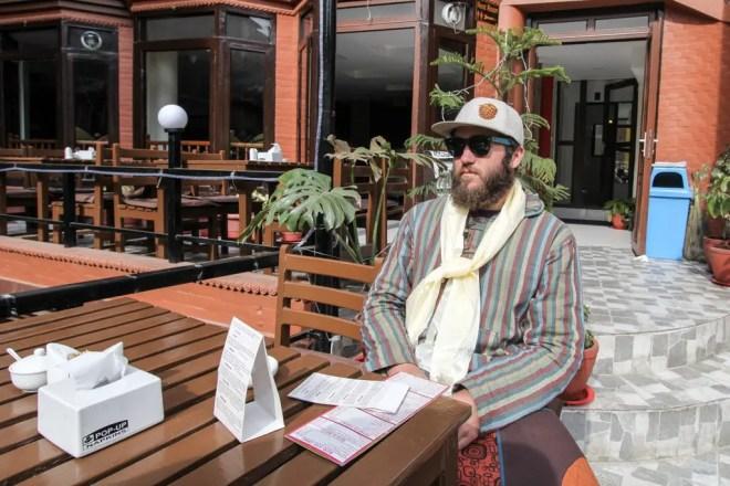 Kathmandu Mac Sitting