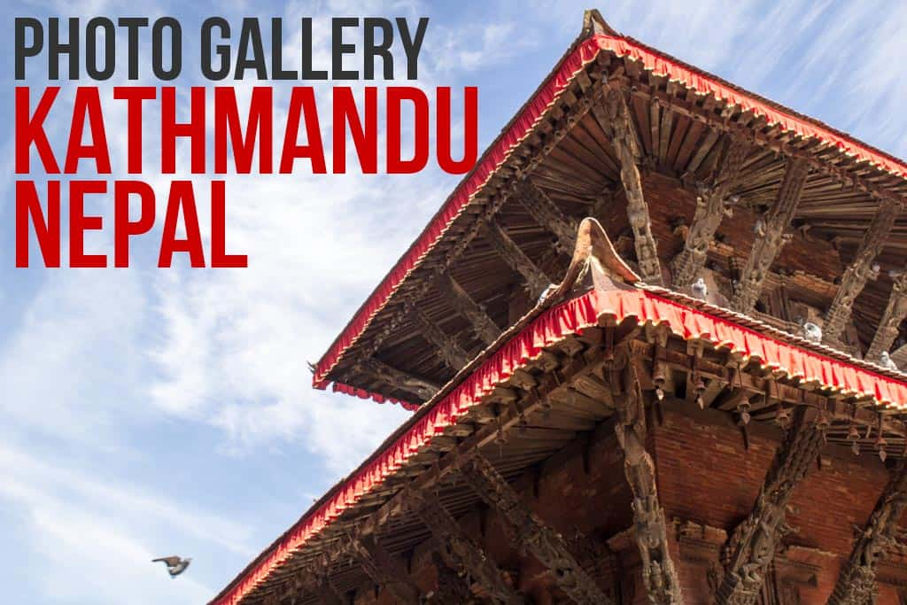 Kathmandu Nepal Photo Gallery Featured
