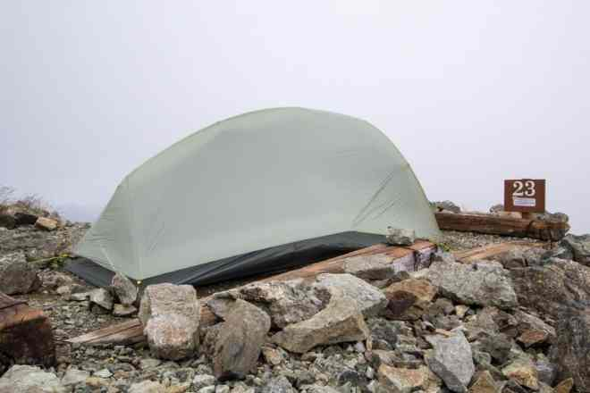 Mountain Hardwear SuperMegaUL 2 Tent Fly 2