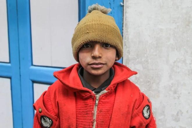 Nepal Kid