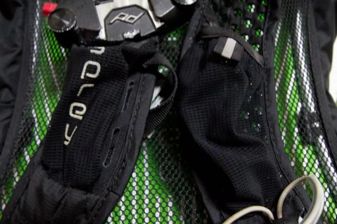 Osprey Exos 58 Pockets