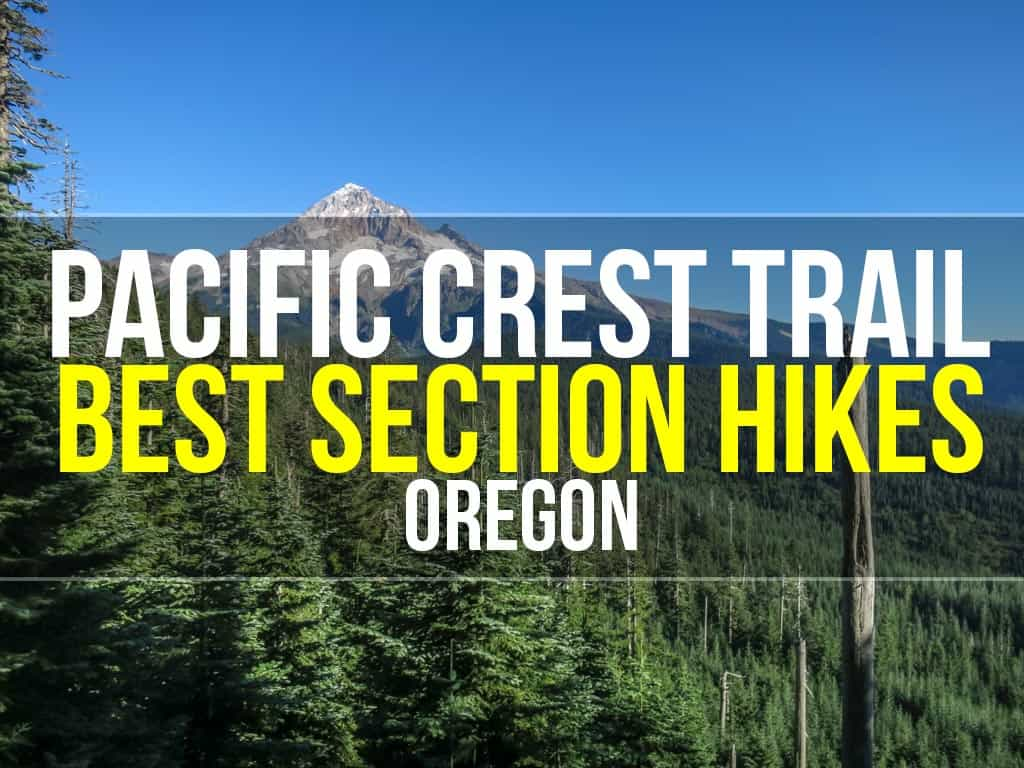 Best Section Hikes Of The PCT: Oregon | Halfway Anywhere