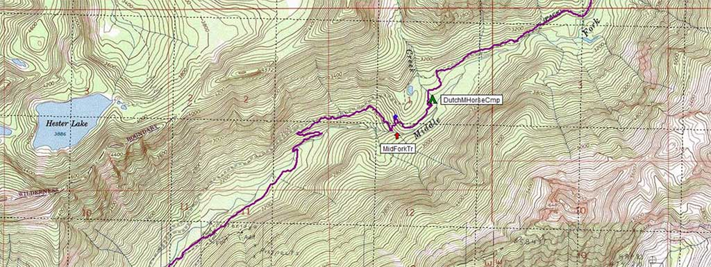 Best Section Hikes Of The PCT: Washington | Halfway Anywhere