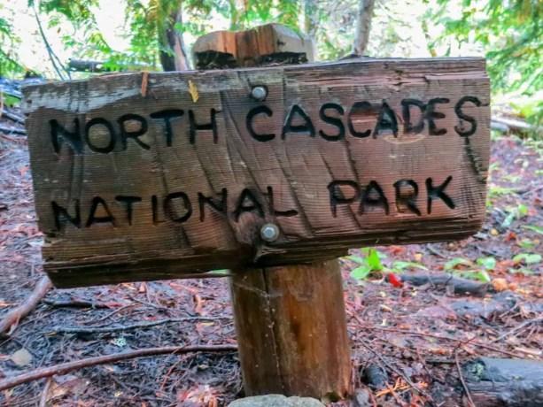 PCT-Washington-North-Cascades-Sign