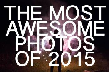 The Most Awesome Photos of 2015