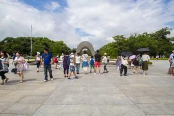 Japan-Hiroshima-Memorial-Park-Afternoon