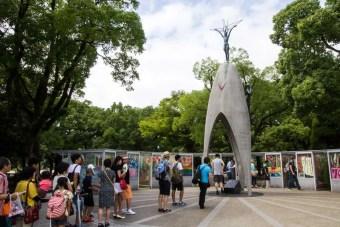 Japan-Hiroshima-Park-Memorial-Afternoon