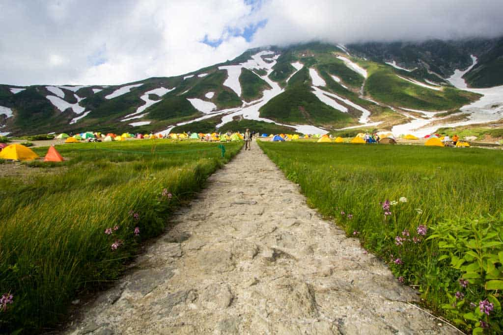 Japan-Kita-Alps-Tateyama