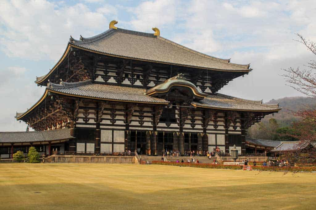 Japan-Nara-Todai-ji
