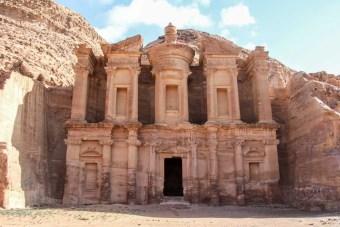 Jordan-Petra-Monastery-Morning
