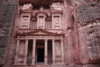 Jordan-Petra-Treasury-Morning