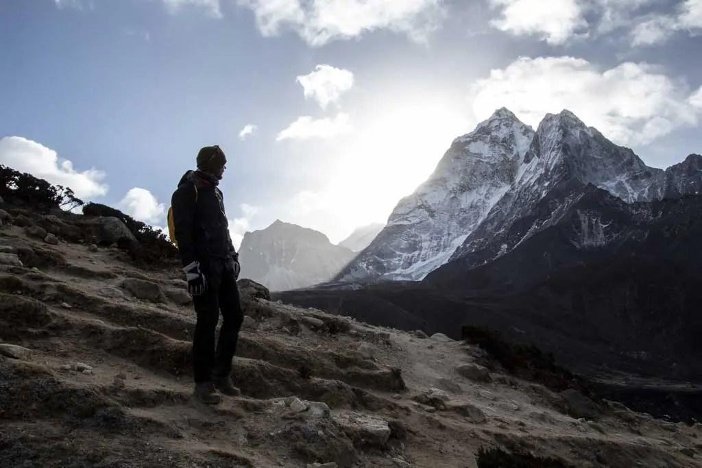 Nepal-Dingboche-Sunrise-Hike