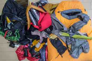 Nepal Three Passes Trek Gear List