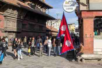 Nepal-Flag-Square