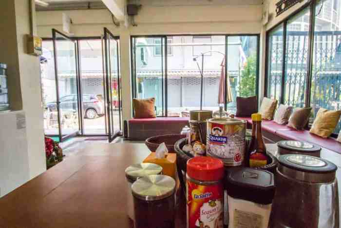Thailand-Bangkok-Hostel